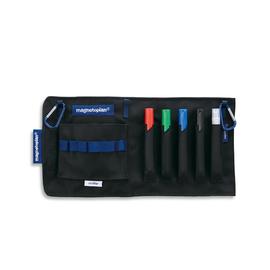 Moderatorentasche Action Wallet befüllt befüllt mit 21 Teile Magnetoplan 11121 Produktbild