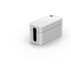 Kabelbox CAVOLINE Box S für eine 3-fach Steckdosenleiste 24,6x11,6x12,8cm grau Durable 5035-10 Produktbild