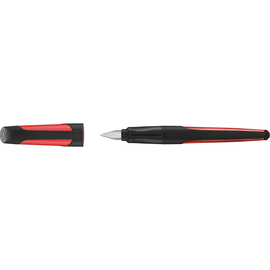 Schulfüller EASYbuddy L schwarz/rot Stabilo 5033/8-41 Produktbild
