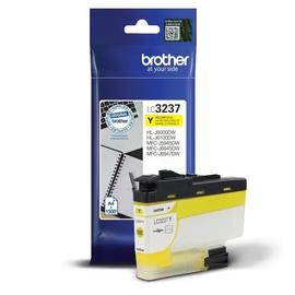 Tintenpatrone für MFC-J5945DW/ MFC-J6945DW 1500Seiten yellow Brother LC-3237Y Produktbild
