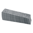 Tafelwischer für agiles Whiteboard 14,5x4,4x3,7cm anthrazit magnetisch Sigel MU204 Produktbild