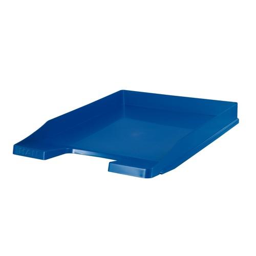 Briefkorb JUNIOR für A4 255x38x348mm blau Kunststoff HAN 1025-14 Produktbild