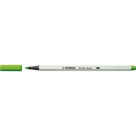 Fasermaler Pen 68 brush Pinselspitze laubgrün Stabilo 568/43 Produktbild