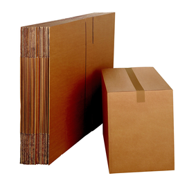 Faltkarton für Aktenvernichter 43,4x59,4x56cm P44, P44i HSM 1870995200 Produktbild