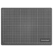 Schneidematte 30x22cm grün/schwarz mit weißer Rastereinteilung Transotype 17501 Produktbild Additional View 1 S