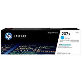 Toner 207X für Color LaserJet Pro M255/ MFP M282 2450Seiten cyan HP W2211X Produktbild