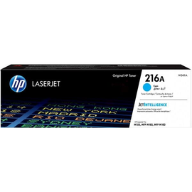 Toner 216A für Color LaserJet Pro MFP M182 850Seiten cyan HP W2411A Produktbild