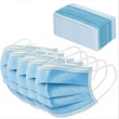 Mund- und Nasenmaske / OP-Maske 3-lagig zertifiziert EN14683:2014 Typ II Produktbild Additional View 1 S