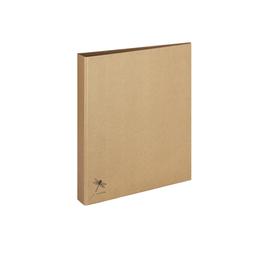 Ringbuch Pur A4 2Ringe natur Pagna 20784-11 Produktbild