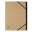 Ordnungsmappe Pur mit 7 Fächern und Gummizug natur Pagna 40060-11 Produktbild