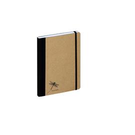 Notizbuch A5 Pur kariert natur Pagna 26067-11 Produktbild