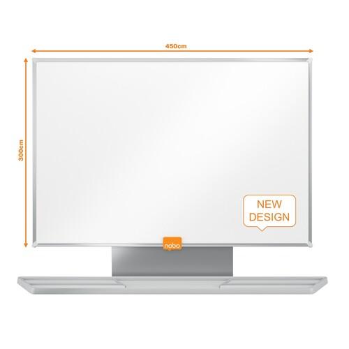 Whiteboard Classic 450x300mm magnetisch weiß magnetisch Nobo 1905215 Produktbild Additional View 9 L