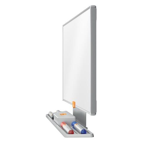 Whiteboard Classic 450x300mm magnetisch weiß magnetisch Nobo 1905215 Produktbild Additional View 6 L