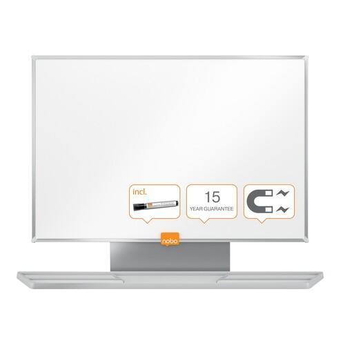 Whiteboard Classic 450x300mm magnetisch weiß magnetisch Nobo 1905215 Produktbild Additional View 8 L