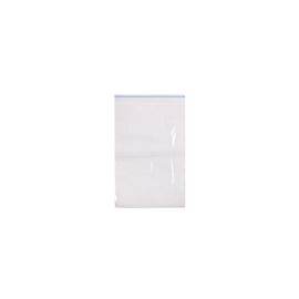 LDPE Druckverschlussbeutel transparent 200 x 300mm / 50µ (PACK=100 STÜCK) Produktbild