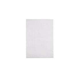 LDPE Druckverschlussbeutel transparent 300 x 400mm / 50µ (PACK=100 STÜCK) Produktbild