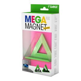 Magnet MEGA Dela XL 7,5x7,5cm mit Ablage 1900g Haftkraft grün Dahle 95552-14821 Produktbild