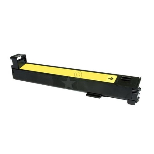 Toner (CF312A) für Color Laserjet Enterprise M850 31.500 Seiten yellow BestStandard Produktbild Front View L