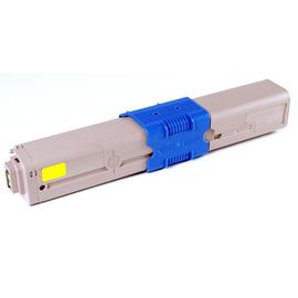 Toner (46508709) für C332/MC363 3.000 Seiten yellow BestStandard Produktbild