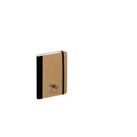 Notizbuch Pur A6 kariert natur Pagna 26057-11 Produktbild