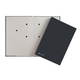 Unterschriftsmappe Color 20Fächer A4 schwarz 24205-04 Produktbild