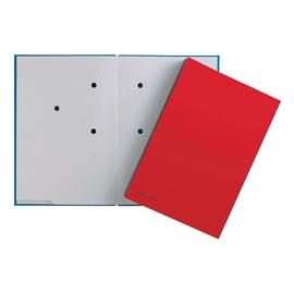 Unterschriftsmappe Color 20Fächer A4 rot 24205-01 Produktbild