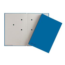 Unterschriftsmappe Color 20Fächer A4 blau 24205-02 Produktbild