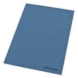 Aktendeckel A4 250g blau RC-Karton (PACK=100 STÜCK) Produktbild