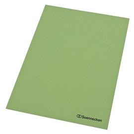 Aktendeckel A4 250g grün RC-Karton (PACK=100 STÜCK) Produktbild