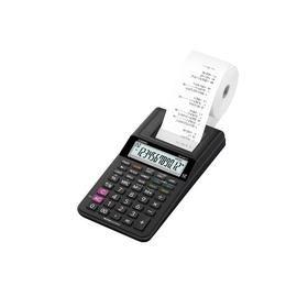 Tischrechner 12-stelliges Display Batteriebetrieb Casio HR-8 RCE 10,2x20,9x4,2cm einfarbiger Druck Produktbild