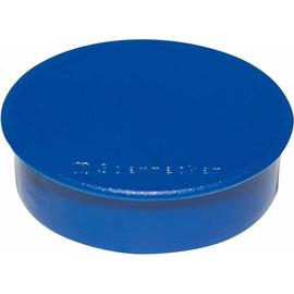 Haftmagnete ø 38mm 2500g Haftkraft blau 4884 (SCH=10 STÜCK) Produktbild