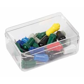 Stossnadeln 10mm farbig sortiert 1091 (PACK=20 STÜCK) Produktbild
