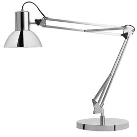 Schreibtischleuchte LED SUCCESS 80 mit Standfuß und Klemmfuß chrom Unilux 400092123 Produktbild
