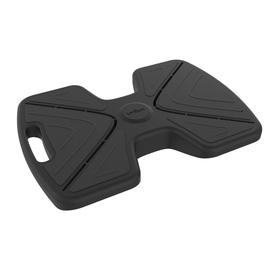 Fußstütze UPDOWN Trittfläche 45x30mm balancieren schwarz Unilux 400095456 Produktbild