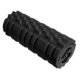 Fußstütze ROLLER FEET mit Massageoberfläche schwarz Unilux 400125220 Produktbild