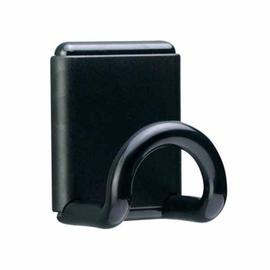 Kleiderhaken FIL magnetisch trägt bis 12kg schwarz Unilux 100340762 Produktbild