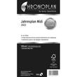 Jahresplan 2022 für Organizer Midi 96x172mm Chronoplan 50502 Produktbild