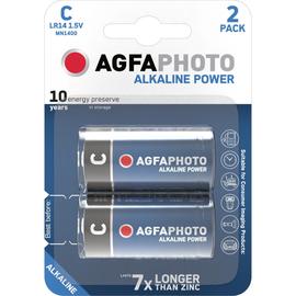 Batterien Platinum Baby C 1,5V AgfaPhoto LR14 (PACK=2 STÜCK) Produktbild
