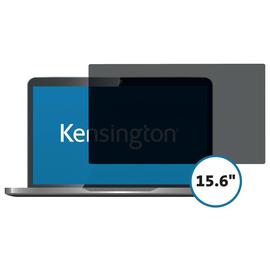 "Blickschutzfilter 2-fach für 15,6""Laptop (16:9) Rahmenlos schwarz Kensington 626469 Produktbild"