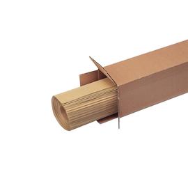 Moderationspapier 110x140cm 60g/qm braun Magnetoplan 1111553 (PACK=50 BOGEN) Produktbild