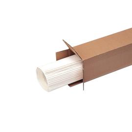 Moderationspapier 110x140cm 50g/qm weiß Magnetoplan 1111552 (PACK=50 BOGEN) Produktbild