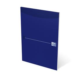 Briefblock Oxford Deckblatt blue A4 blanko 50Blatt 90g Optik Paper Landré 100050239 Produktbild