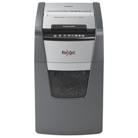 Aktenvernichter Optimum AutoFeed+ 150X f. 150Blatt 4x28mm Partikelschnitt Rexel 2020150XEU (Sicherheitsstufe P4) Produktbild