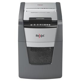 Aktenvernichter Optimum AutoFeed+ 100X f. 100Blatt 4x28mm Partikelschnitt Rexel 2020100XEU (Sicherheitsstufe P4) Produktbild