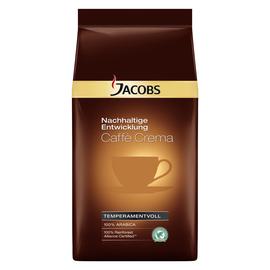 JACOBS Kaffee Nachhaltige Entwicklung Caffè Crema 4031706 1kg Produktbild