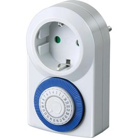 brennenstuhl Zeitschaltuhr 1506160 MMZ 20 IP20 weiss Produktbild