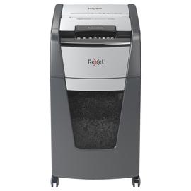 Aktenvernichter Optimum AutoFeed+ 225M für 225Blatt 2x15mm Mikroschnitt Rexel 2020225MEU (Sicherheitsstufe P5) Produktbild