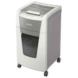 Aktenvernichter IQ Auto Feed OfficePro 300 für 300Blatt 4x30mm Partikelschnitt Leitz 8015-00-00 (Sicherheitsstufe P-4) Produktbild