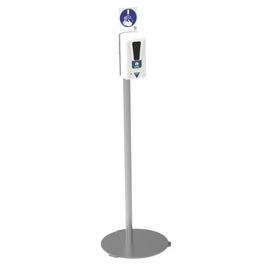Desinfektionsmittelspender auf Edelstahl-Ständer Renz 4798000222 Produktbild