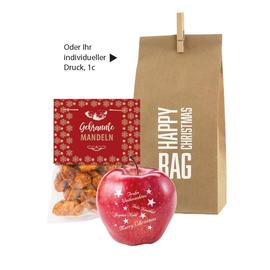 Weihnachtset Apfel und Mandeln Produktbild